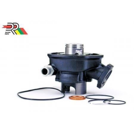 Cilinder Peugeot LC 50 cc DRmet kop SPF 1+2 VERPAKKING VUIL/
