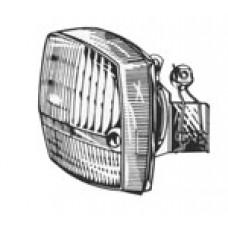 Koplamp-glas Gilera Citta / Vespa Ciao oud model F265