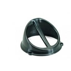 Koelkap vliegwiel Minarelli/Peugeot/Kymco zwart (universeel)