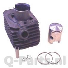 Cilinder Vespa 50 cc Ciao/Citta  38.2-10