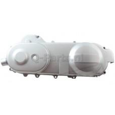 Carterdeksel Cina/GY6 12 inch Zilverzonder aansl toerenbegr