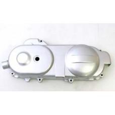 Carterdeksel China/GY6 10 inch Zilverzonder aansl toerenbegr