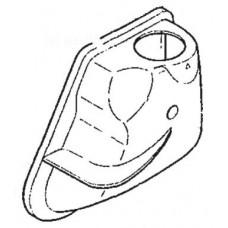 Achterkant luchtfilter Minarelli Horiz orig.3WG-E4412-00
