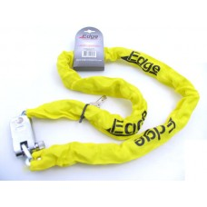 Ketting + slot Edge Yellow Chain 6*120cm