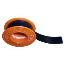 Isolatietape 15mm x 4.5 mtr zwart
