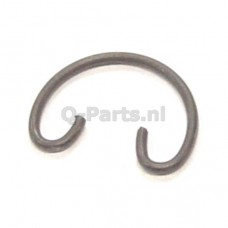 Pistonpenveer 12 MM 2 clip (per stuk)