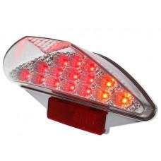 Achterlicht Yamaha Aerox led+E-keur   incl. knipperlicht