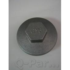 Olie-aftapplug China 4T GY6/Retro/Peugeot 4T zonder o-ring
