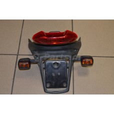 Achterspatbord met verlichting Piaggio NRG Power (gebruikt)