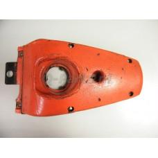 Seatcover Yamaha Aerox rood - gebruikt