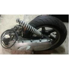 Motorblok Yamaha Jog 25 (draaiend) - gebruikt
