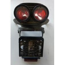 Achterspatbord +lamp Aprilia SR WWW/Street - gebruikt