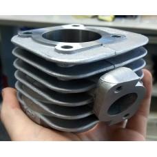 Cilinder en kop Minarelli AC 70cc TPR 47.6 mm ALU - gebruikt