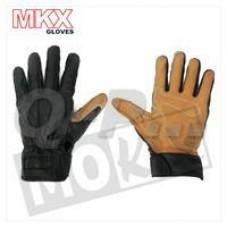 Handschoenen MKX Pro Tour zwart/bruin X Large(maat 11)