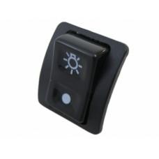 Lichtschakelaar Peugeot Buxy/Zenith aan/uit