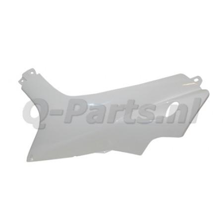 Onderspoiler Peugeot Speedfight 2 links wit origineel