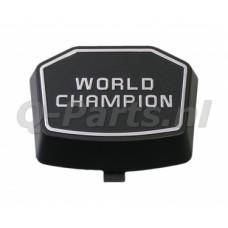 """Balhoofdmoer afdekkap Kreidler """"World Champion"""""""