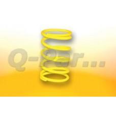 Koppelingsdrukveer Peugeot/Honda/GY6 geel Malossi