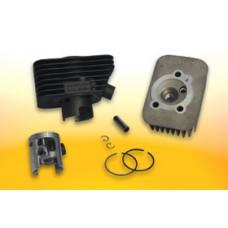 Cilinder Vespa 70 cc Malossi 43-10  inclusief cilinderkop