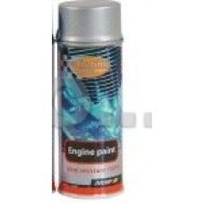 Spuitbus Engine paint zilver 400 ML Motip 4093