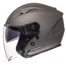 Helm MT Avenue SV titanium medium57-58met zonnevizier
