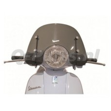 Windscherm Vespa LX 50/125/150 smoke laag 32 cm