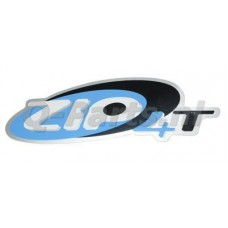 Embleem Zip 4T (zijscherm Zip 2010)
