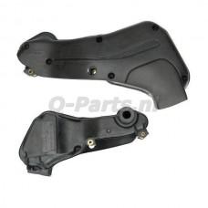 Luchtfilter Zip 4 Takt/Piaggio 4T 2V DMP