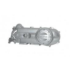 Carterdeksel Piaggio Zip 4 Takt/Vespa LX/S 4T zilver