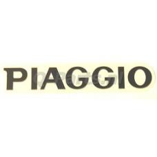 Embleem 'Piaggio' Zip 2006 voorfront boven