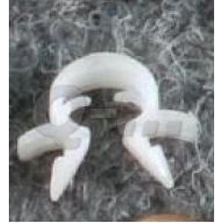 Chokestanghouder Vespa Si op frame/Kabelclip Vespa