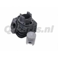 Cilinder Kymco Dj-Y/ZX/SCOUT/KB/K12/Sym Fancy/Pure/DD/Fix 50 cc