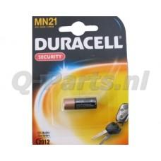 Batterij 12V klein A23 (alarm)