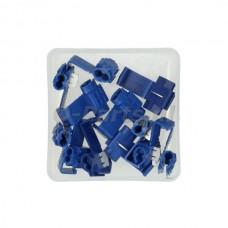 Kabelverbinder Scotchblok blauw (per stuk)