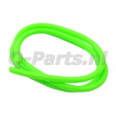 Benzineslang 5*8 neon groen 100 cm
