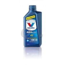 Olie 10W 40 semi-synthetisch Valvoline Durablend 1 liter