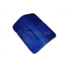 Gereedschapdeksel Gilera Citta blauw