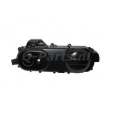 Carterdeksel China/GY6 12 inch Zwartzonder aansl toerenbegr