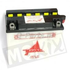 Accu YB7L-B (8 Ampere) (12N7-3B)