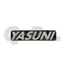 Sticker Yasuni 110 mm * 25 mm