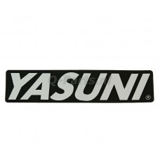 Sticker Yasuni 170 mm * 38 mm