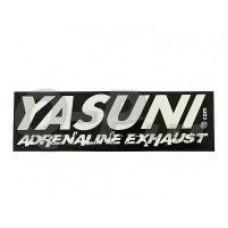 Sticker Yasuni Adrenaline 115 mm * 35 mm