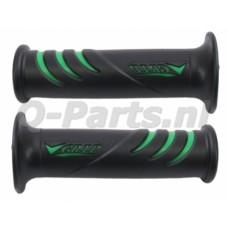 Handvatset V-Grip Zwart/Groen