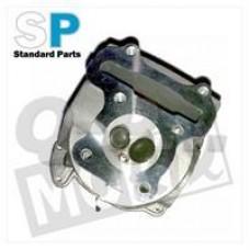 Cilinderkop China 4t/GY6 50cc compleet korte kleppen 64mm voor SLS