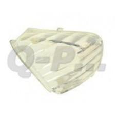 RAW glas V-clic/Rex/Baotian rechts achter wit