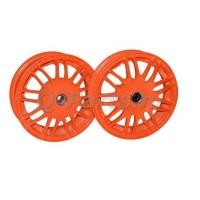 Wielenset sport Zip 2000 repsol oranje