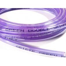 Benzineslang 4*7 dubbelwandig per meter (vacuum)