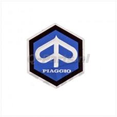 Embleem Piaggio 6 kant 26 mm