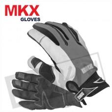 Handschoenen Cross MKX grijs Large(maat 10)
