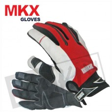 Handschoenen Cross MKX rood Medium(maat 9)